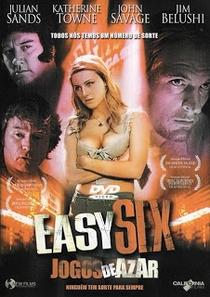 Easy Six - Jogos de Azar - Poster / Capa / Cartaz - Oficial 4