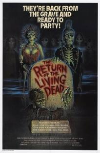 A Volta dos Mortos Vivos - Poster / Capa / Cartaz - Oficial 2