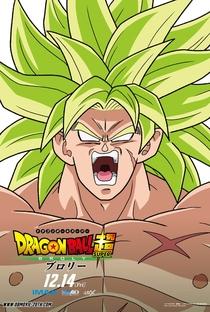 Dragon Ball Super: Broly - Poster / Capa / Cartaz - Oficial 7
