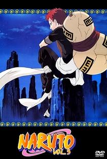 Naruto (3ª Temporada) - Poster / Capa / Cartaz - Oficial 1