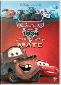 Cars Toon: As Grandes Histórias do Mate - Poster / Capa / Cartaz - Oficial 1