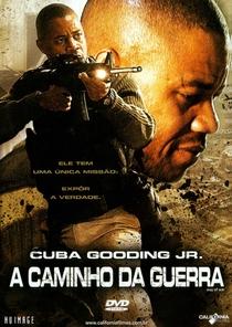 A Caminho da Guerra - Poster / Capa / Cartaz - Oficial 2