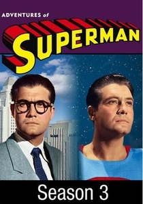 As Aventuras do Super-Homem (3ª Temporada) - Poster / Capa / Cartaz - Oficial 1