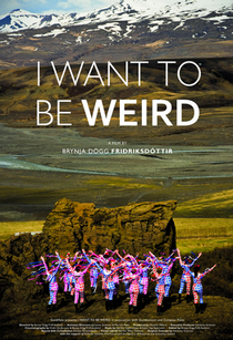 I Want to be Weird - Poster / Capa / Cartaz - Oficial 1