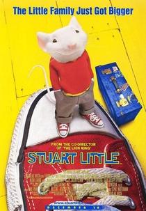 O Pequeno Stuart Little - Poster / Capa / Cartaz - Oficial 4