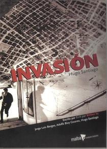 Invasión - Poster / Capa / Cartaz - Oficial 2