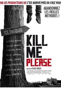 Kill Me Please - Poster / Capa / Cartaz - Oficial 1