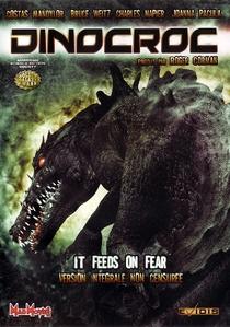Dinocroc – A Evolução Do Mal Começou - Poster / Capa / Cartaz - Oficial 2