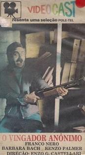 O Vingador Anônimo - Poster / Capa / Cartaz - Oficial 2