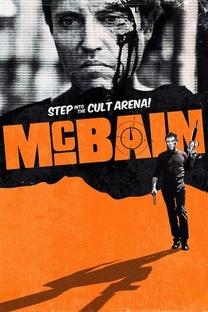 McBain - O Guerreiro Moderno - Poster / Capa / Cartaz - Oficial 2