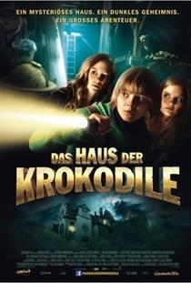 Victor e o Segredo da Casa do Crocodile - Poster / Capa / Cartaz - Oficial 1