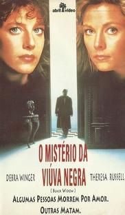 O Mistério da Viúva Negra - Poster / Capa / Cartaz - Oficial 3
