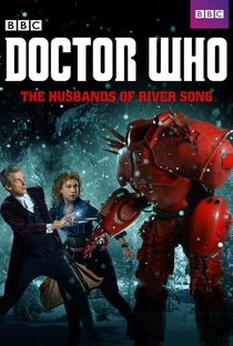Doctor Who - The Husbands of River Song - Poster / Capa / Cartaz - Oficial 1