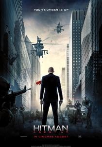 Hitman: Agente 47 - Poster / Capa / Cartaz - Oficial 1