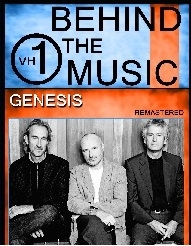 Behind The Music - Genesis - Poster / Capa / Cartaz - Oficial 1