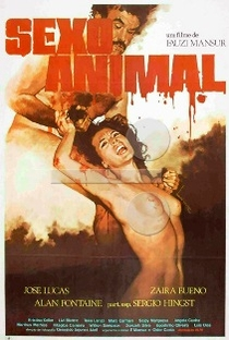 Sexo Animal  - Poster / Capa / Cartaz - Oficial 1