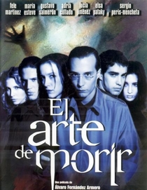 El Arte de Morir - Poster / Capa / Cartaz - Oficial 1