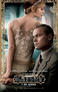O Grande Gatsby - Poster / Capa / Cartaz - Oficial 35