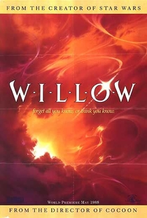 Willow - Na Terra da Magia - Poster / Capa / Cartaz - Oficial 4