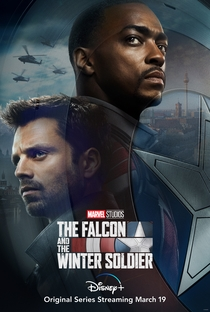 Falcão e o Soldado Invernal - Poster / Capa / Cartaz - Oficial 2