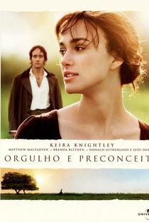 Orgulho e Preconceito - Poster / Capa / Cartaz - Oficial 2