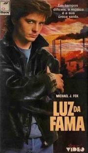Luz da Fama - Poster / Capa / Cartaz - Oficial 2