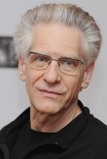 David Cronenberg - Poster / Capa / Cartaz - Oficial 9