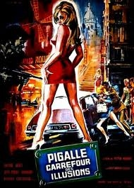 The Girl of Pigalle - Poster / Capa / Cartaz - Oficial 1