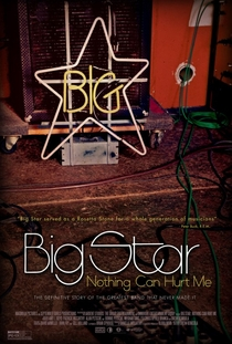 Big Star: Nothing Can Hurt Me - Poster / Capa / Cartaz - Oficial 1