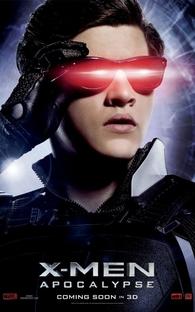 X-Men: Apocalipse - Poster / Capa / Cartaz - Oficial 12