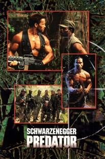O Predador - Poster / Capa / Cartaz - Oficial 9