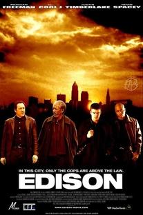 Edison - Poder e Corrupção - Poster / Capa / Cartaz - Oficial 2