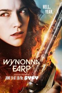 Wynonna Earp (2ª Temporada) - Poster / Capa / Cartaz - Oficial 1