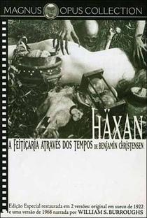 Haxan - A Feitiçaria Através dos Tempos - Poster / Capa / Cartaz - Oficial 8