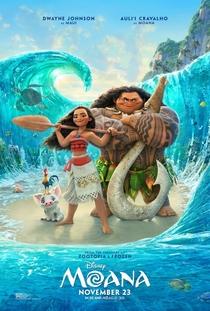 Moana: Um Mar de Aventuras - Poster / Capa / Cartaz - Oficial 3