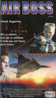 Air Boss - Poster / Capa / Cartaz - Oficial 1