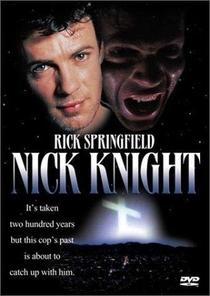 Nick - Um Tira em Apuros - Poster / Capa / Cartaz - Oficial 1