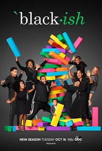 Black-ish (5ª Temporada) - Poster / Capa / Cartaz - Oficial 1