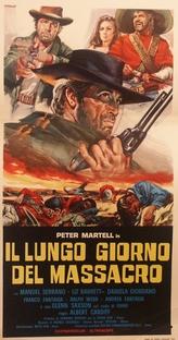 O Longo Dia do Massacre - Poster / Capa / Cartaz - Oficial 1
