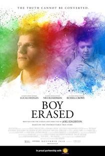Boy Erased - Uma Verdade Anulada - Poster / Capa / Cartaz - Oficial 7