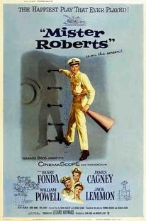 Mister Roberts - Poster / Capa / Cartaz - Oficial 2