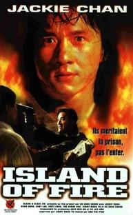 Missão na Ilha do Fogo - Poster / Capa / Cartaz - Oficial 1