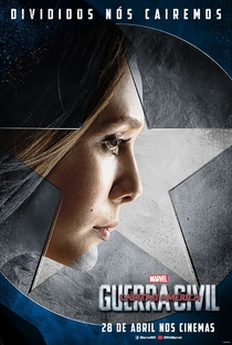 Capitão América: Guerra Civil - Poster / Capa / Cartaz - Oficial 9