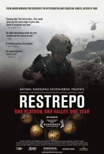 Restrepo - Poster / Capa / Cartaz - Oficial 1