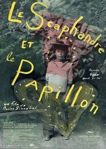 O Escafandro e a Borboleta - Poster / Capa / Cartaz - Oficial 1