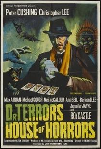 As Profecias do Dr. Terror - Poster / Capa / Cartaz - Oficial 2