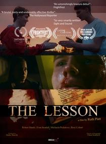 A Lição - Poster / Capa / Cartaz - Oficial 1