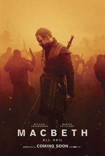 Macbeth: Ambição e Guerra - Poster / Capa / Cartaz - Oficial 8