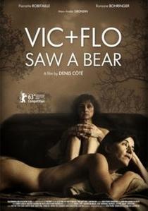 Vic+Flo Viram Um Urso - Poster / Capa / Cartaz - Oficial 2
