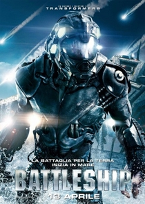 Battleship - A Batalha dos Mares - Poster / Capa / Cartaz - Oficial 7